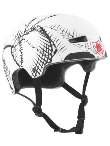 Evolution Graphic Design Bonehead Helmet