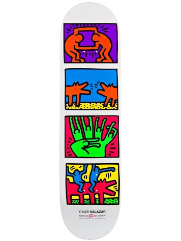Alien Workshop Salazar Haring Retrospect 8.25 x 31.75