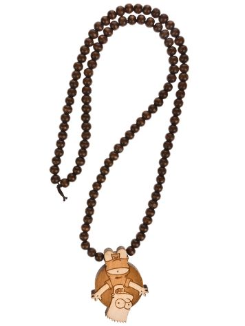 Wood Fellas Wood Fellas x Simpsons Bart Hanging Necklace
