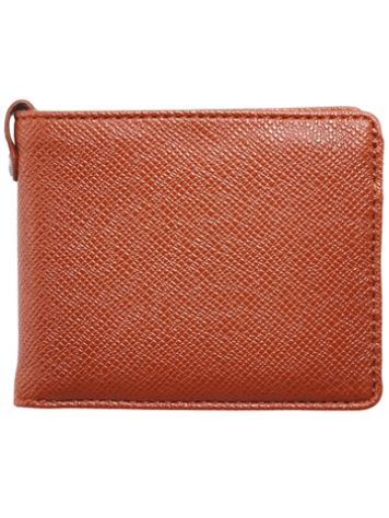 Nixon Cape Textured Bi-Fold Wallet