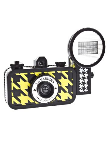 Lomography La Sardina & Flash - Quadrat Camera