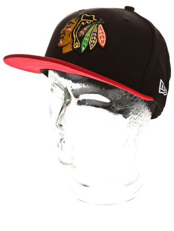 New Era Chicago Blackhawks NHL Team Basic Cap