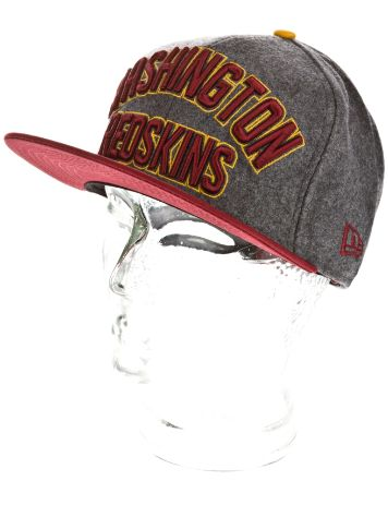 New Era Washington Redskins Emphasized Snap Cap