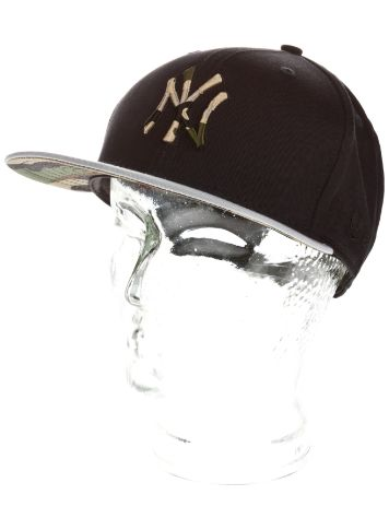 New Era NY Yankees Camo Fill 9Fifty Cap