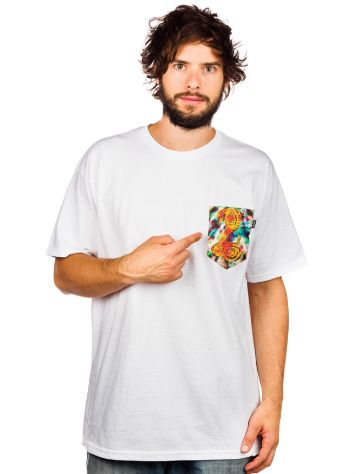 Bohnam Trippy Cobra Pocket T-Shirt