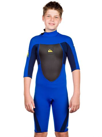 Quiksilver Syncro 2/2Mm Back-Zip Springsuit Boys