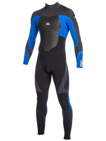 Quiksilver Syncro 5/4/3Mm Back-Zip Fullsuit