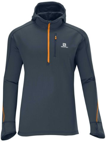 Salomon Swift Hooded Midlayer Sweater