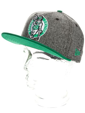 New Era Boston Celtics Retro Tweed Cap