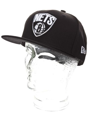 New Era Brooklyn Nets NBA Team Basic 2 Cap