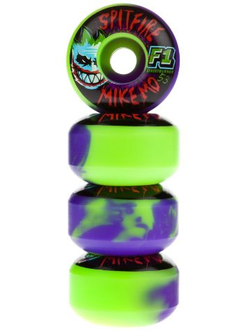 F1 Streetburner Mike Mo Serious 53mm 50/50 S