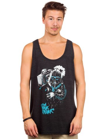 Yackfou Darth Gangster Tank Top