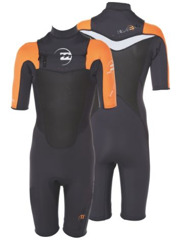 "Billabong Foil Spring ""Ez""Chest Zip 2mm Wetsuit Bo"