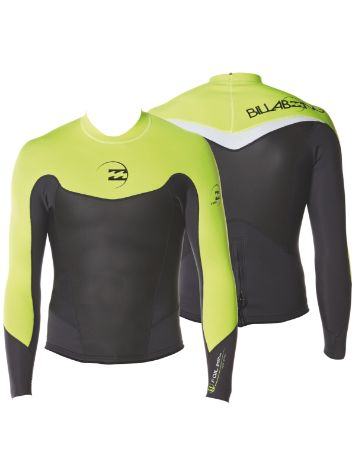 Billabong Foil Top 2mm Rash Guard LS