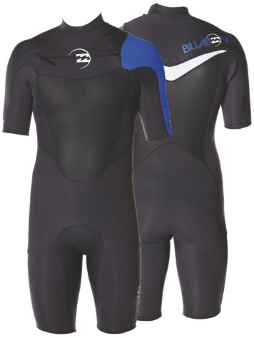 Billabong Foil Chest Zip Spring 2mm Wetsuit