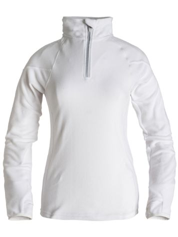 Roxy Mist Half Zip Fleece Pullover