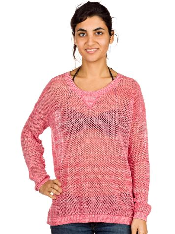 Roxy Pink Blazing Sweater