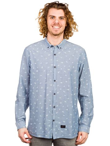 Quiksilver Bad Moon Shirt LS