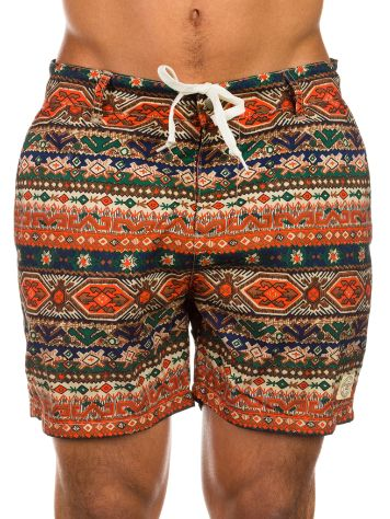 Obey Barbados Street Trunk Boardshorts