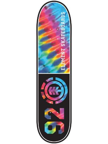 Element Tie Die 92 7.75 Complete Deck