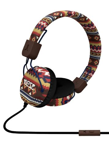 WeSC Piston Kelim Headphones