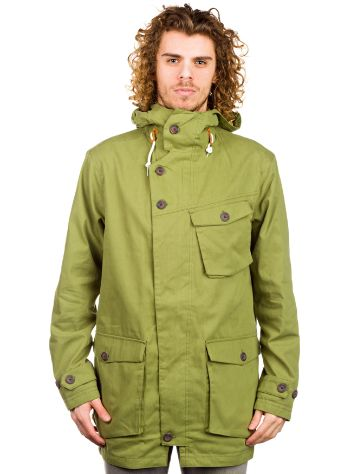Colour Wear Haga Parka Jacket