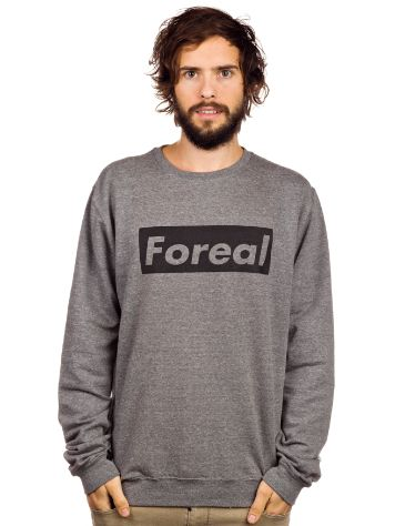 Foreal Fopreme Crewneck Sweater