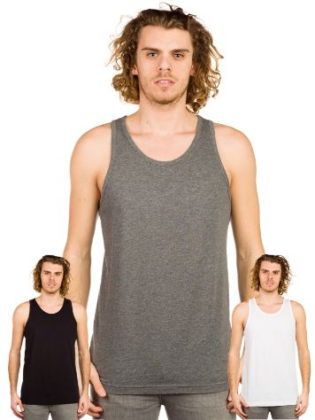 Dickies Vest Multi Color Pack Tank Top