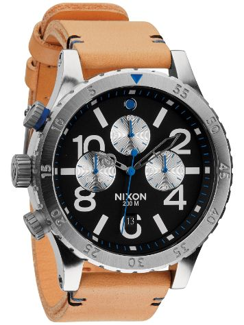 Nixon The 48-20 Chrono Leather