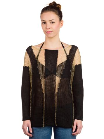 Lira Metallic Sweater