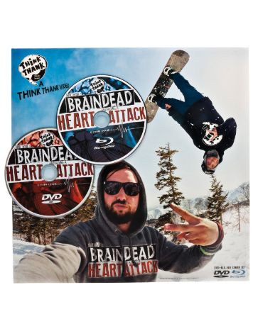 Think Thank Brain Dead Heart Attack DVD