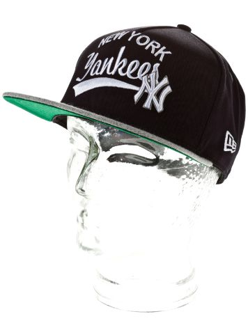 New Era NY Yankees MLB Superscript Cap