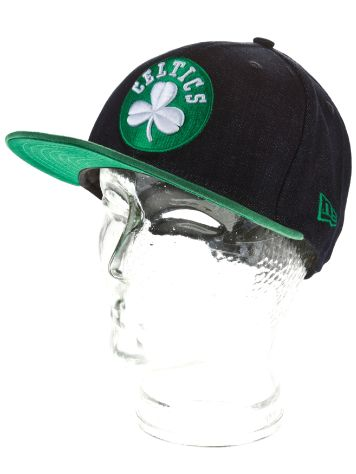 New Era Boston Celtics Densuede Cap