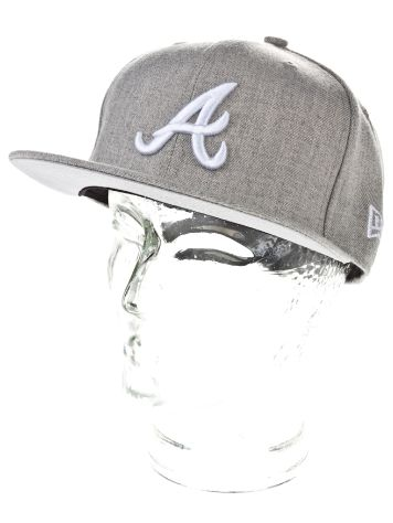 New Era Atlanta Braves League Basic MLB Cap