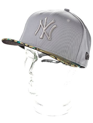 New Era NY Yankees Tropical Blush Cap