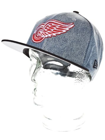 New Era Detroit Redwings Denim Grunger Cap