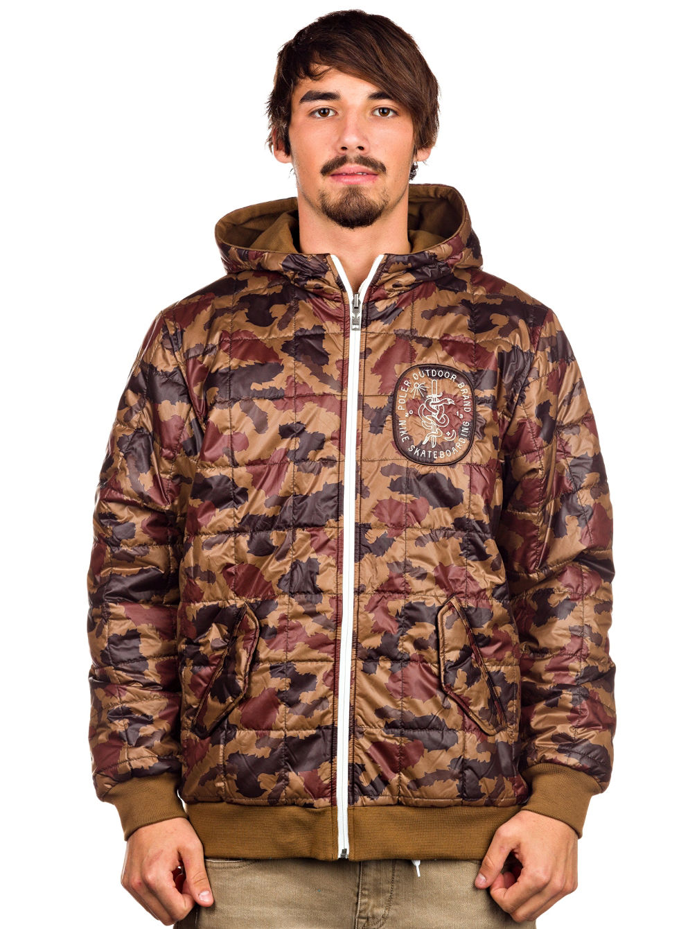 x Poler Northrup Reversible Jacket