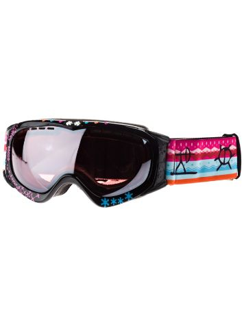 Dr.Zipe Mistress Level 4 Black w Dr Snow Print