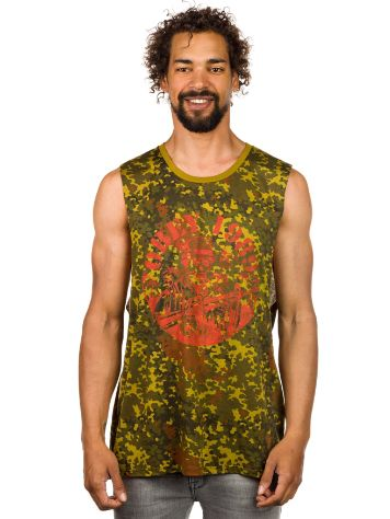 Obey Soldier Of 1989 Tank Top