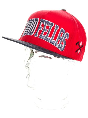 MasterDis Baseball Cap Wood Fellas x Flexfit Cap