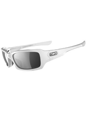Oakley Fives Squared polished white