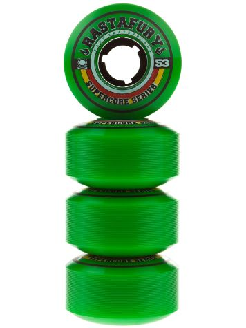 Jart Jart Core Rastafury 53mm Wheels