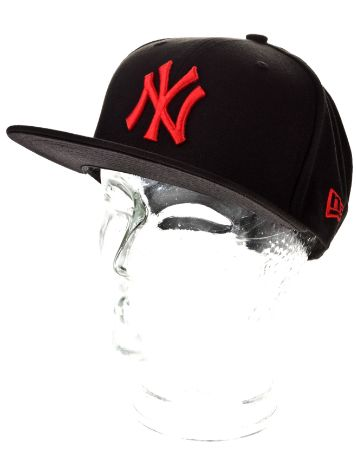 New Era NY Yankees Seasonal Basic MLB Cap