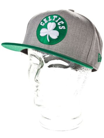 New Era Boston Celtics Heather Pop Cap