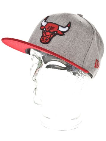New Era Chicago Bulls Heather Pop Cap