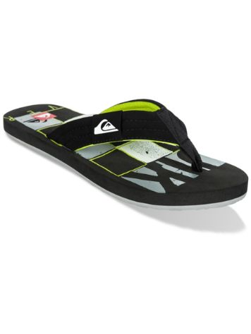 Quiksilver Quited Cush Sandals