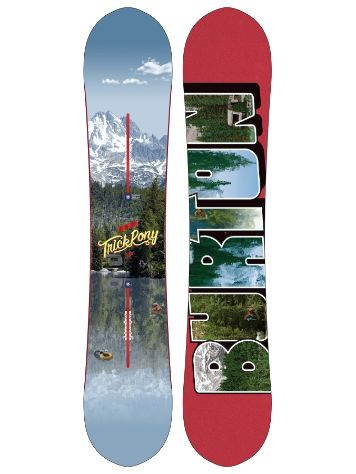 Burton FT Trick Pony 158W 2015