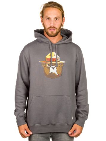 Burton Bearly Legal Hoodie