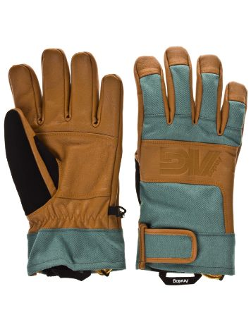 Analog Diligent Gloves