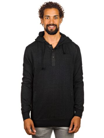 Volcom Black Yard Fleece Hoodie
